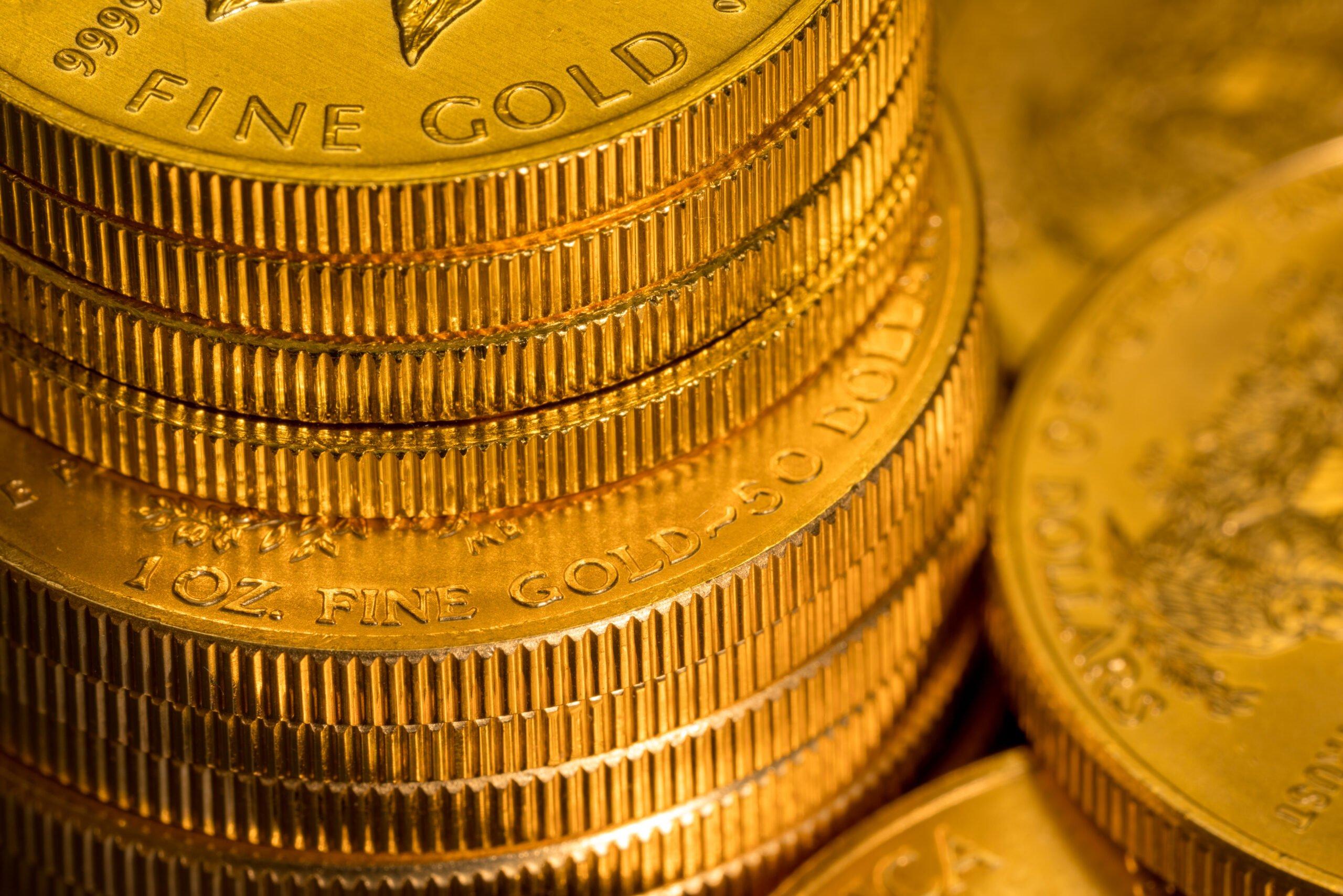 Kjøp gullmynter fra Gullbanken