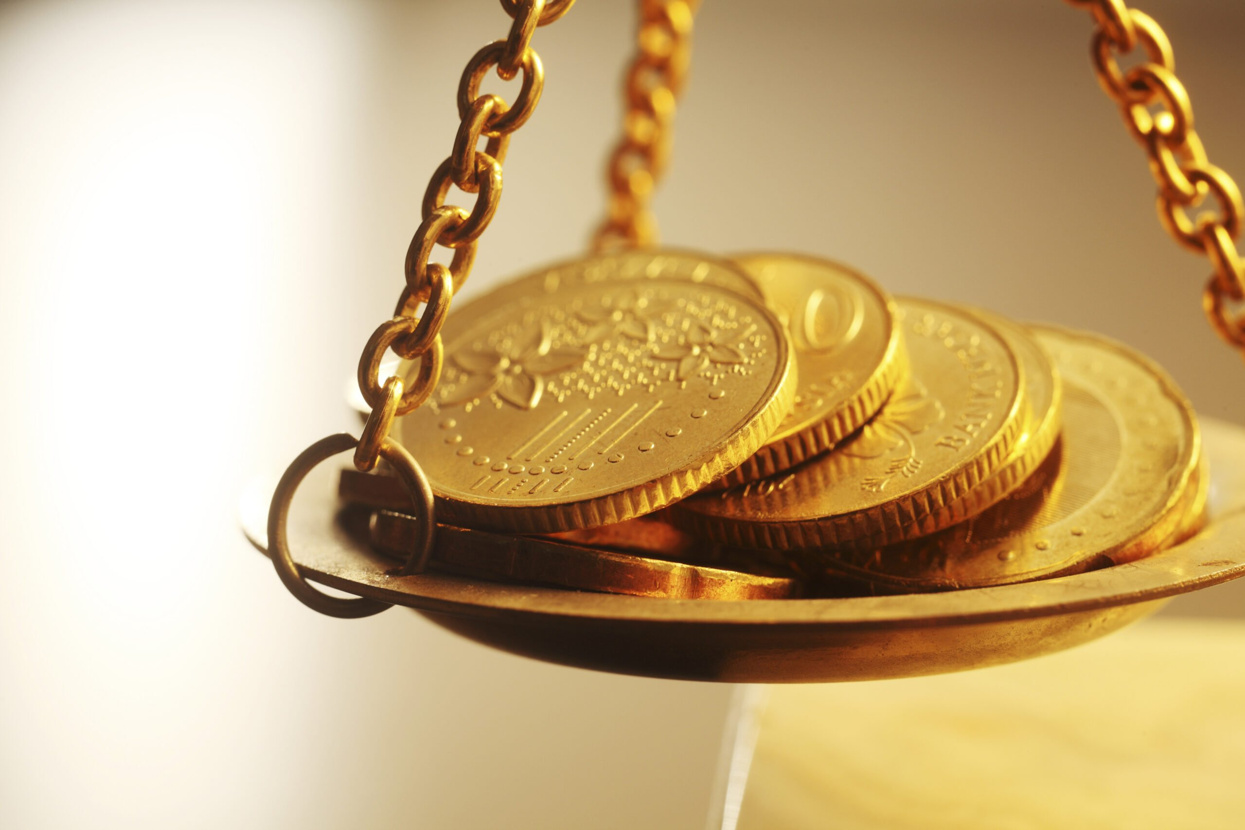 Selge gull til gullsmed